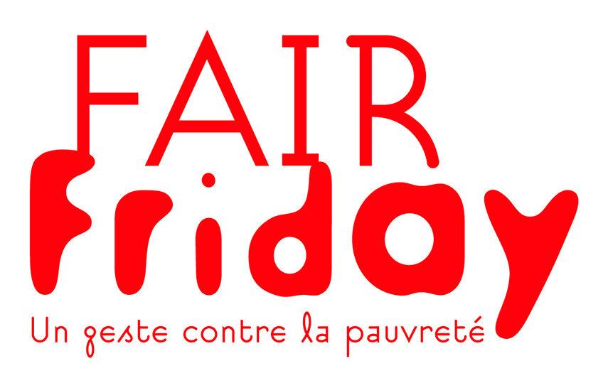Fair Friday – Rejoignez le mouvement!